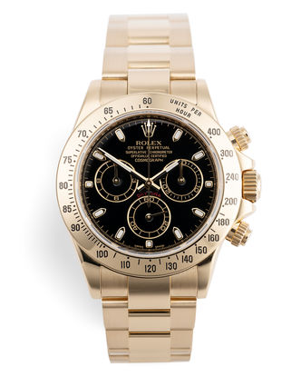 ref 116528 | 'Beautiful Example' Full Set | Rolex Cosmograph Daytona