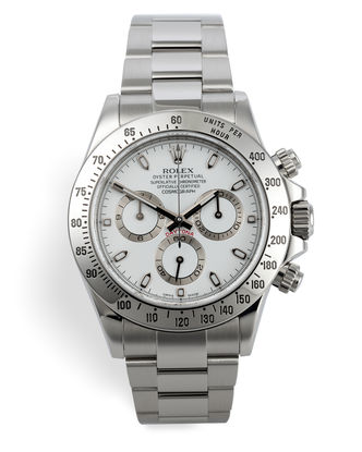 ref 116520 | Chromalight 'Full Set' | Rolex Cosmograph Daytona
