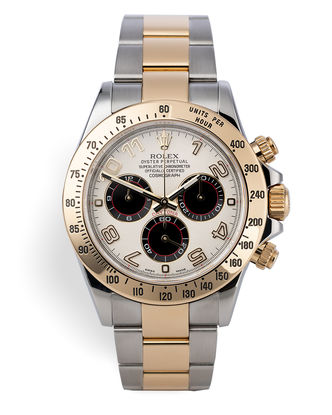 ref 116523 | Complete Set 'Box & Papers' | Rolex Cosmograph Daytona