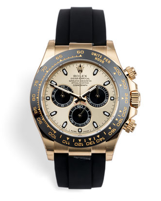 ref 116518LN | 'Fully Stickered' Limoncello | Rolex Cosmograph Daytona
