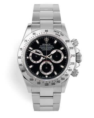 ref 116520 | G-Serial Number | Rolex Cosmograph Daytona