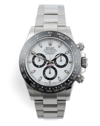 ref 116500LN | Under 5 Year Warranty | Rolex Cosmograph Daytona