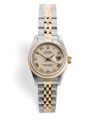 ref 69173 | 26mm 'Steel & Yellow Gold' | Rolex Datejust
