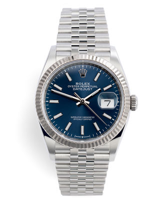 ref 126234 | Full Set 'Warranty to 2024' | Rolex Datejust 36