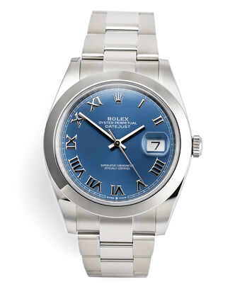 ref 126300 | Band New '5 Year Warranty' | Rolex Datejust 41