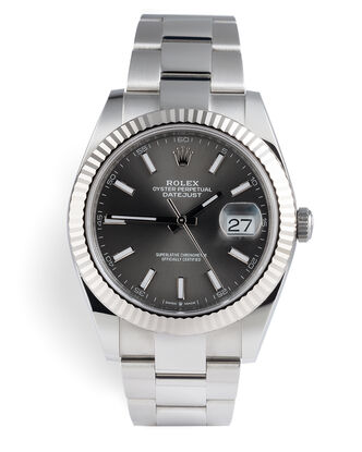 ref 126334 | Rolex Warranty to 2023 | Rolex Datejust 41