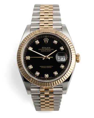 ref 126333 | Box & Certificate '5 Year Warranty' | Rolex Datejust 41