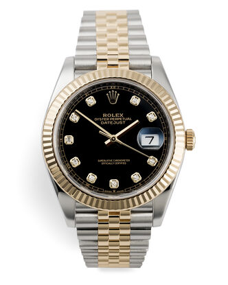 ref 126333 | 5 Year Rolex Warranty | Rolex Datejust 41