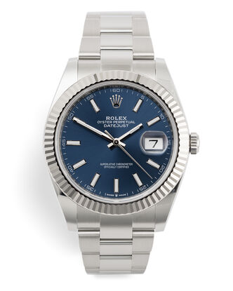 ref 126334 | Brand New 5 Year Warranty | Rolex Datejust 41