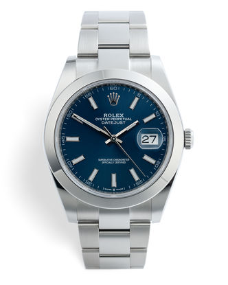 ref 126300 | 5 Year Warranty | Rolex Datejust 41