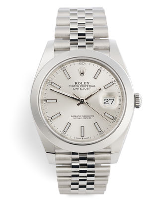 ref 126300 | Rolex Warranty to 2024 | Rolex Datejust 41