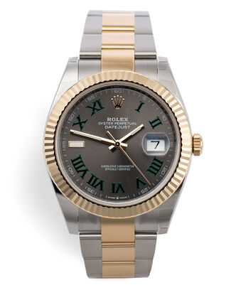 ref 126333 | 5 Year Warranty | Rolex Datejust 41