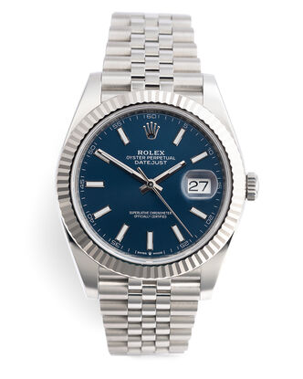 ref 126334 | Rolex Warranty to Nov 2024 | Rolex Datejust 41