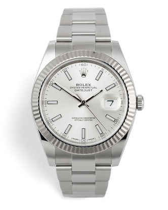 ref 126334 | 'Under Rolex Warranty'  | Rolex Datejust 41