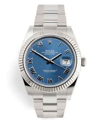 ref 126334 | Unworn '5 Year Warranty' | Rolex Datejust 41