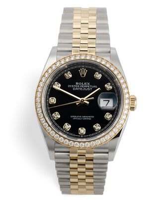 ref 126283RBR | 5 Year Rolex Warranty | Rolex Datejust