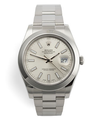 ref 116300 | Rolex Warranty to 2022 | Rolex Datejust II