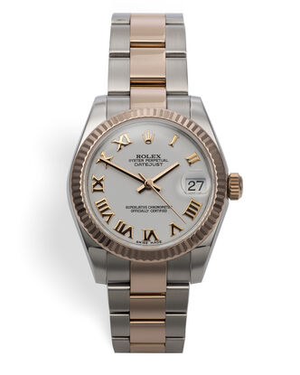 ref 178271 | Medium Size - Box & Certificate | Rolex Datejust