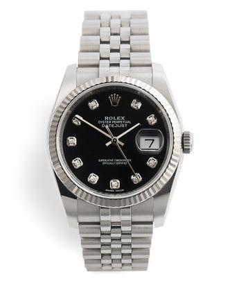 ref 116234 | Rolex Warranty to 2024 | Rolex Datejust