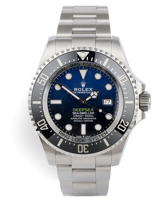 ref 126660 | Brand New - 5 Year Warranty | Rolex Deepsea D-Blue