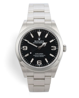 ref 214270 | 39mm Latest Model | Rolex Explorer