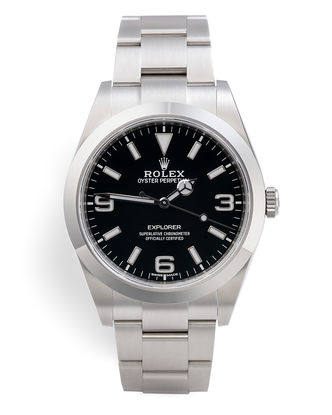 ref 214270 | Brand New 5 Year Warranty | Rolex Explorer