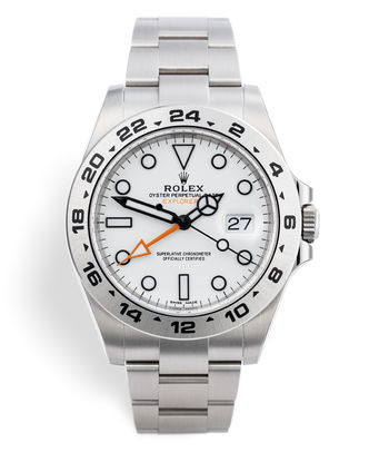 ref 216570 | 5 Year Warranty | Rolex Explorer II