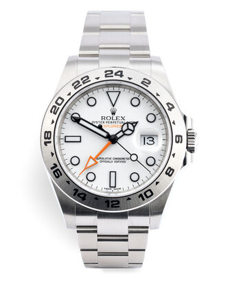 ref 216570 | Brand New - 5 Year Warranty | Rolex Explorer II