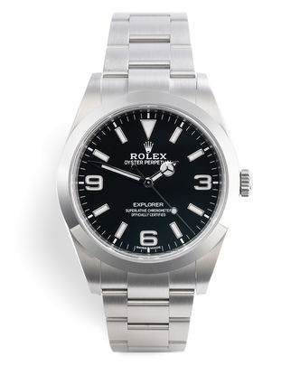 ref 214270 | Rolex Warranty to 2024 | Rolex Explorer
