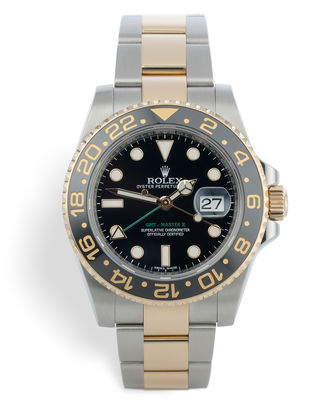 ref 116713LN | 'Box & Warranty Card' | Rolex GMT-Master