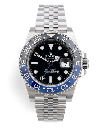 ref 126710BLNR | '5 Year Warranty' Full Set | Rolex GMT-Master II