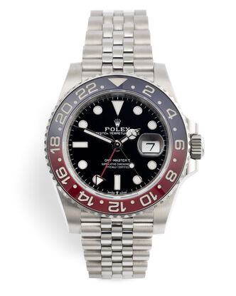 ref 126710BLRO | 5 Year Warranty - UK Purchased | Rolex GMT-Master II