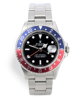 ref 16710 | Box & Papers | Rolex GMT-Master II