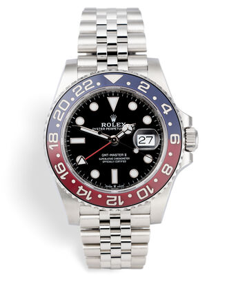 ref 126710BLRO | 'Brand New' 5 Year Warranty | Rolex GMT-Master II