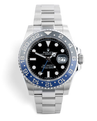 ref 116710BLNR | Complete Set 'Early Example' | Rolex GMT-Master II