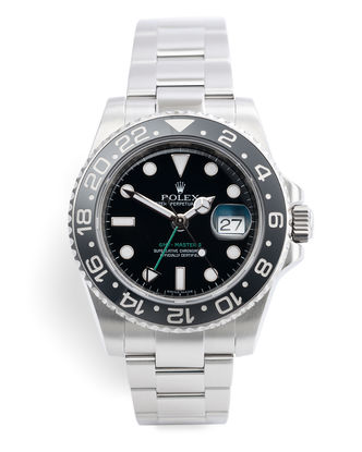 ref 116710LN | 'Discontinued Model' Full Set | Rolex GMT-Master II