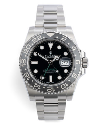 ref 116710LN | Discontinued Model 'Full Set' | Rolex GMT-Master II