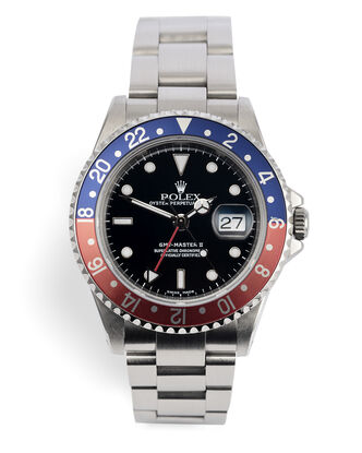 ref 16710 | Just Serviced by Rolex | Rolex GMT-Master II