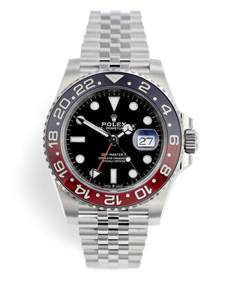 ref 126710BLRO | Under Rolex Warranty | Rolex GMT-Master II