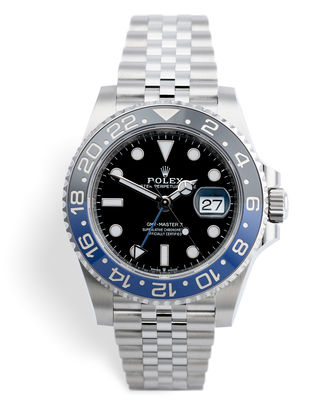 ref 126710BLNR | Under Rolex Warranty to 2024 | Rolex GMT-Master II