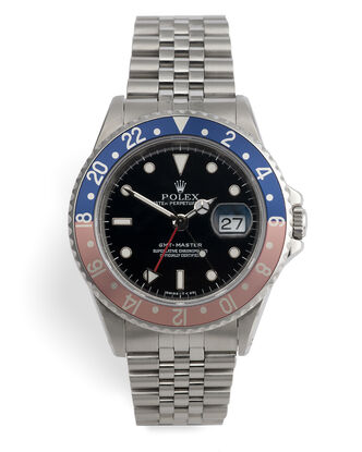 ref 16700 | Rolex Serviced - 'Final Tritium Dial' | Rolex GMT-Master