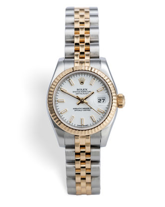 ref 179173 | 'Box & Certificate' | Rolex Lady-Datejust