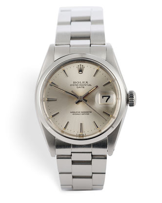 ref 1500 | Vintage 1966 'Beautiful Example' | Rolex Oyster Date