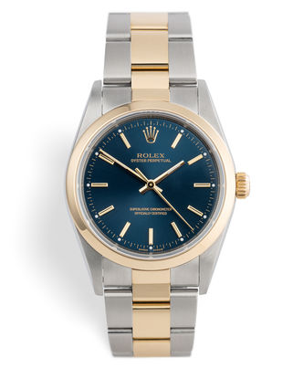 ref 14203M | Gold & Steel 'New Condition' | Rolex Oyster Perpetual