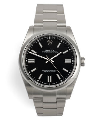 ref 124300 | New Release - 5 Year Warranty | Rolex Oyster Perpetual
