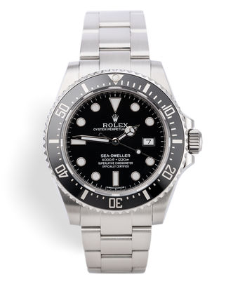 ref 116600 | Complete Set 'Box & Papers' | Rolex Sea-Dweller 4000
