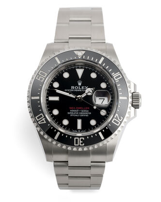 ref 126600 | 50th Anniversary Model | Rolex Sea-Dweller