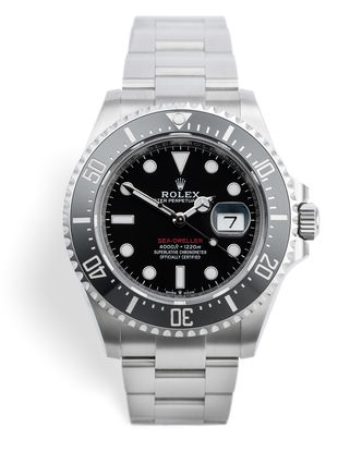 ref 126600 | 'Anniversary Model' | Rolex Sea-Dweller
