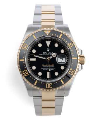 ref 126603 | 'Brand New' 5 Year Warranty | Rolex Sea-Dweller