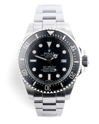 ref 116660 | Box & Papers | Rolex Sea-Dweller Deepsea
